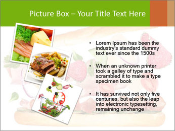 French Burger PowerPoint Templates - Slide 17