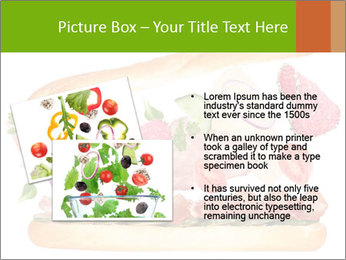 French Burger PowerPoint Templates - Slide 20