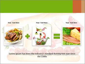 French Burger PowerPoint Templates - Slide 22