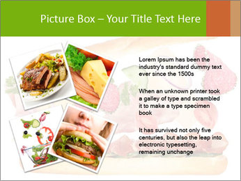 French Burger PowerPoint Templates - Slide 23