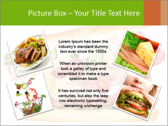 French Burger PowerPoint Templates - Slide 24