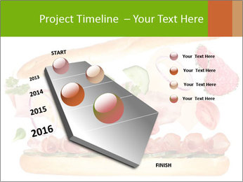 French Burger PowerPoint Templates - Slide 26