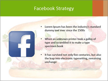 French Burger PowerPoint Templates - Slide 6