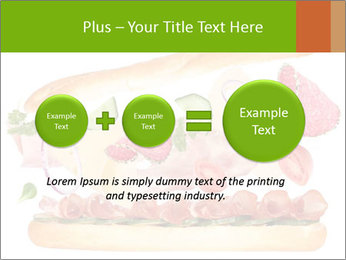 French Burger PowerPoint Templates - Slide 75