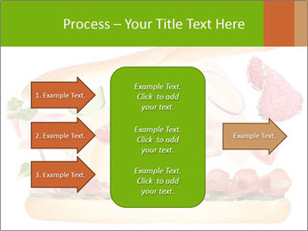 French Burger PowerPoint Templates - Slide 85