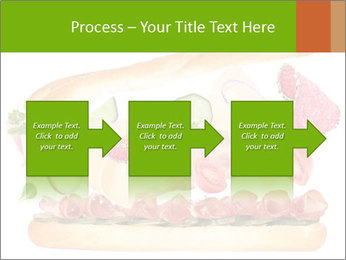 French Burger PowerPoint Templates - Slide 88