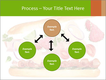 French Burger PowerPoint Templates - Slide 91