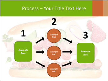 French Burger PowerPoint Templates - Slide 92