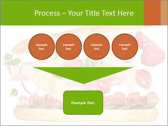 French Burger PowerPoint Templates - Slide 93