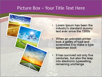 Field and Road PowerPoint Template - Slide 17