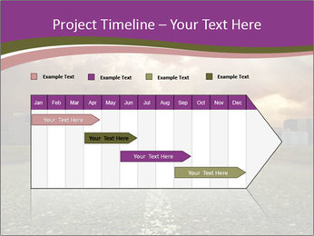 Field and Road PowerPoint Template - Slide 25