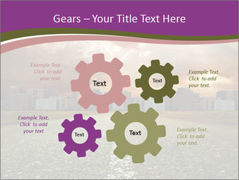 Field and Road PowerPoint Template - Slide 47