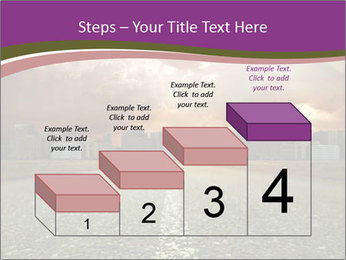 Field and Road PowerPoint Template - Slide 64