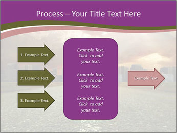 Field and Road PowerPoint Template - Slide 85