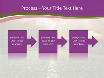Field and Road PowerPoint Template - Slide 88