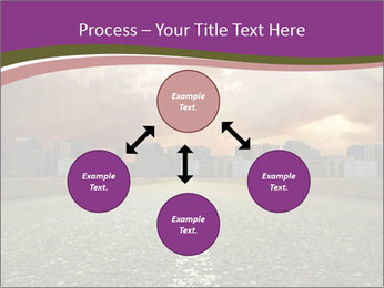Field and Road PowerPoint Template - Slide 91