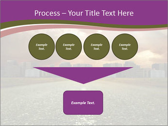 Field and Road PowerPoint Template - Slide 93
