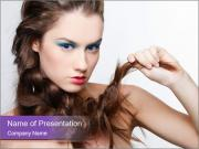 The Best Hairdo PowerPoint Templates