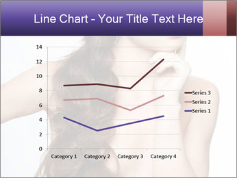 Naked Lady with Creative Hairdo PowerPoint Template - Slide 54