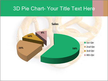 Three Pretzels with Sea Salt PowerPoint Template - Slide 35