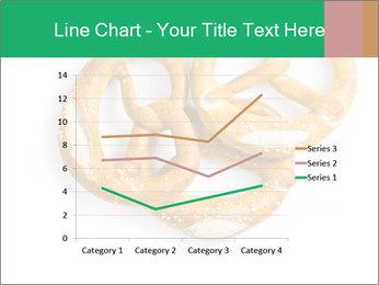 Three Pretzels with Sea Salt PowerPoint Template - Slide 54