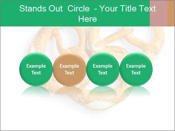Three Pretzels with Sea Salt PowerPoint Template - Slide 76
