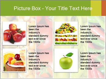 Products for Dieting PowerPoint Templates - Slide 14