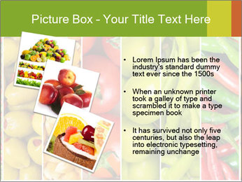 Products for Dieting PowerPoint Templates - Slide 17