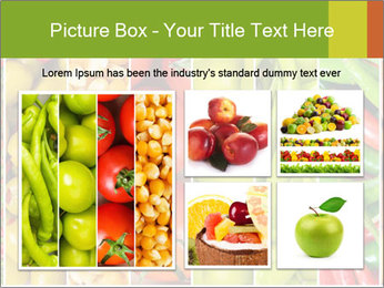 Products for Dieting PowerPoint Templates - Slide 19