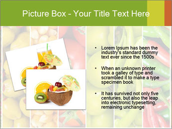 Products for Dieting PowerPoint Templates - Slide 20
