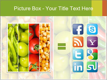 Products for Dieting PowerPoint Templates - Slide 21