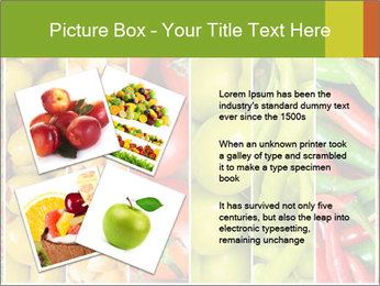Products for Dieting PowerPoint Templates - Slide 23