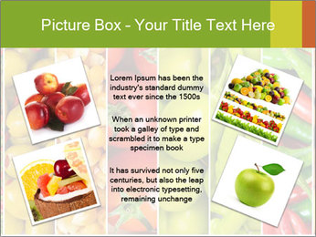 Products for Dieting PowerPoint Templates - Slide 24