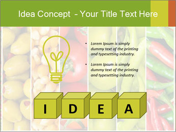 Products for Dieting PowerPoint Templates - Slide 80