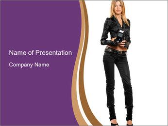 Fashion Photographer PowerPoint Templates - Slide 1