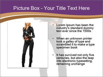 Fashion Photographer PowerPoint Templates - Slide 13