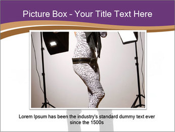 Fashion Photographer PowerPoint Templates - Slide 15