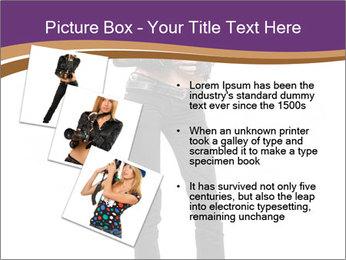 Fashion Photographer PowerPoint Templates - Slide 17