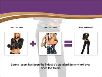 Fashion Photographer PowerPoint Templates - Slide 22