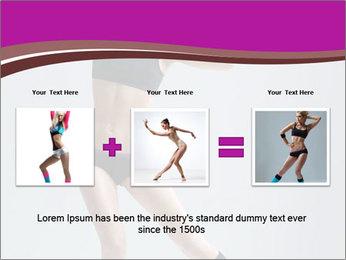 Fitness Dance PowerPoint Templates - Slide 22
