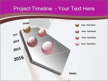 Fitness Dance PowerPoint Templates - Slide 26