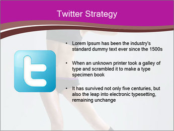 Fitness Dance PowerPoint Templates - Slide 9