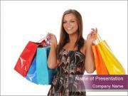 Shopping Tour PowerPoint Templates