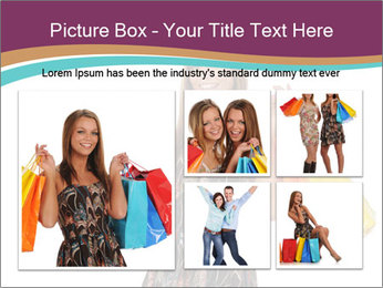 Shopping Tour PowerPoint Template - Slide 19