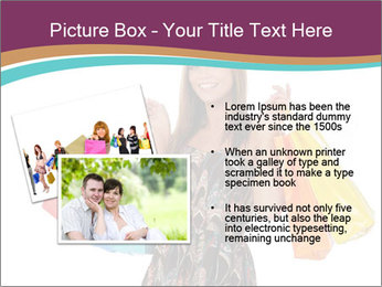 Shopping Tour PowerPoint Template - Slide 20