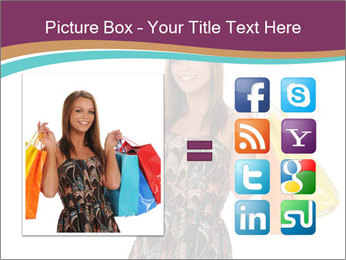 Shopping Tour PowerPoint Template - Slide 21