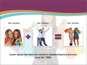 Shopping Tour PowerPoint Template - Slide 22