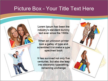 Shopping Tour PowerPoint Template - Slide 24