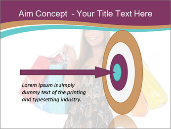 Shopping Tour PowerPoint Template - Slide 83