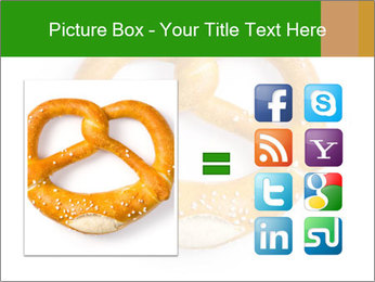Salty Pretzel PowerPoint Template - Slide 21